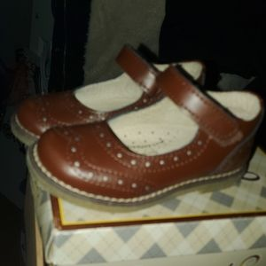 Brown Babydoll Shoes
